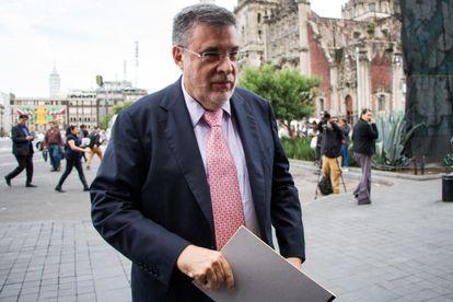 Julio Scherer Ibarra.