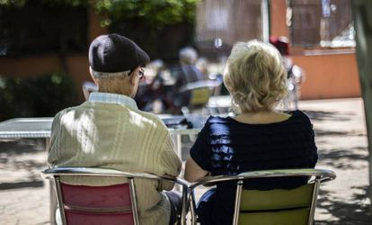 Only 36% of nursing home residents in Madrid received a visit last Christmas.