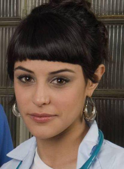 Actress Sara Casasnovas