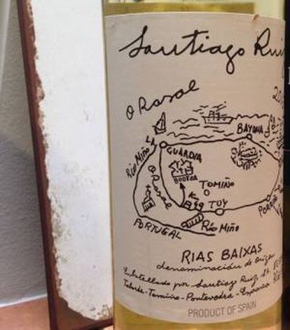 Galician joy in a bottle.