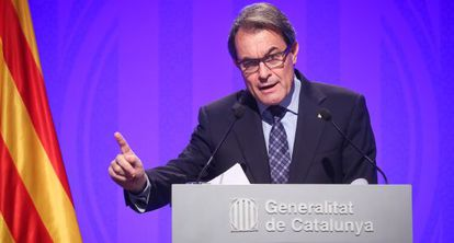 Catalan premier Artur Mas will likely be accused of crimes over the November 9 vote on self-rule.