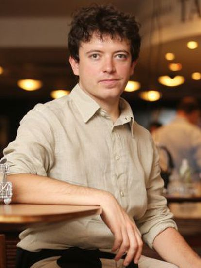 Documentary director Alessandro Pugno.